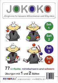 JOKOKO – JOnglieren für bessere KOordination und KOgnition
